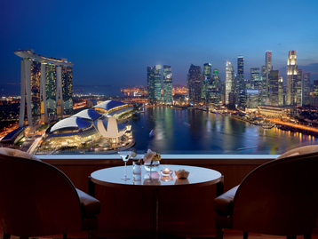 Ritz-Carlton, Millenia Singapore